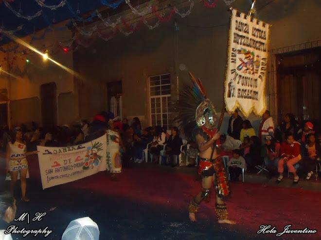 Danza Azteca Huitzilopochtli