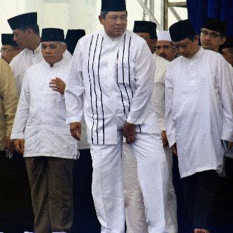 Pak SBY Lagi Gatel nih