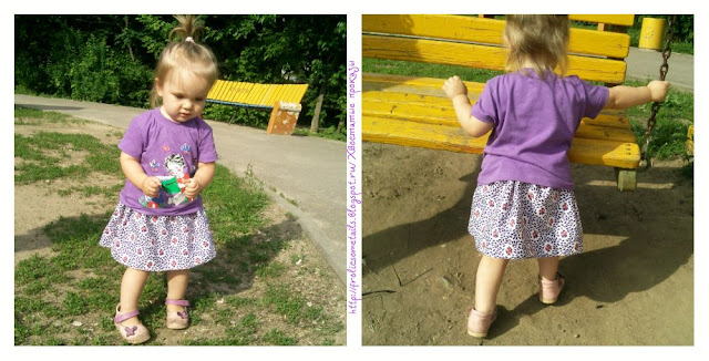 детские юбки на лето, летние, в пол