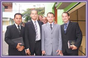 J. Fabiano, S. Liberato, J. Fábio e Kleber-