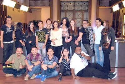 Peserta MasterChef Selebriti Malaysia