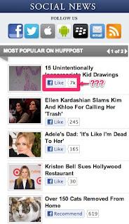 Huffington Post Social Reader