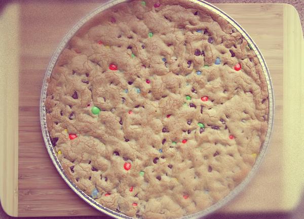 Cookie Pizzas + Beachtown Adventures.
