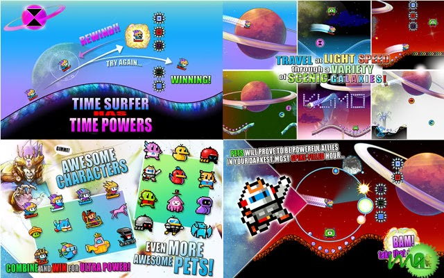 Time Surfer 1.4.0 apk android