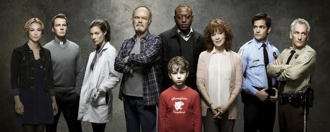 Protagonistas de la serie Resurrection.