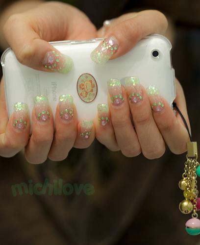 nails art design. Easter Nail Art Design