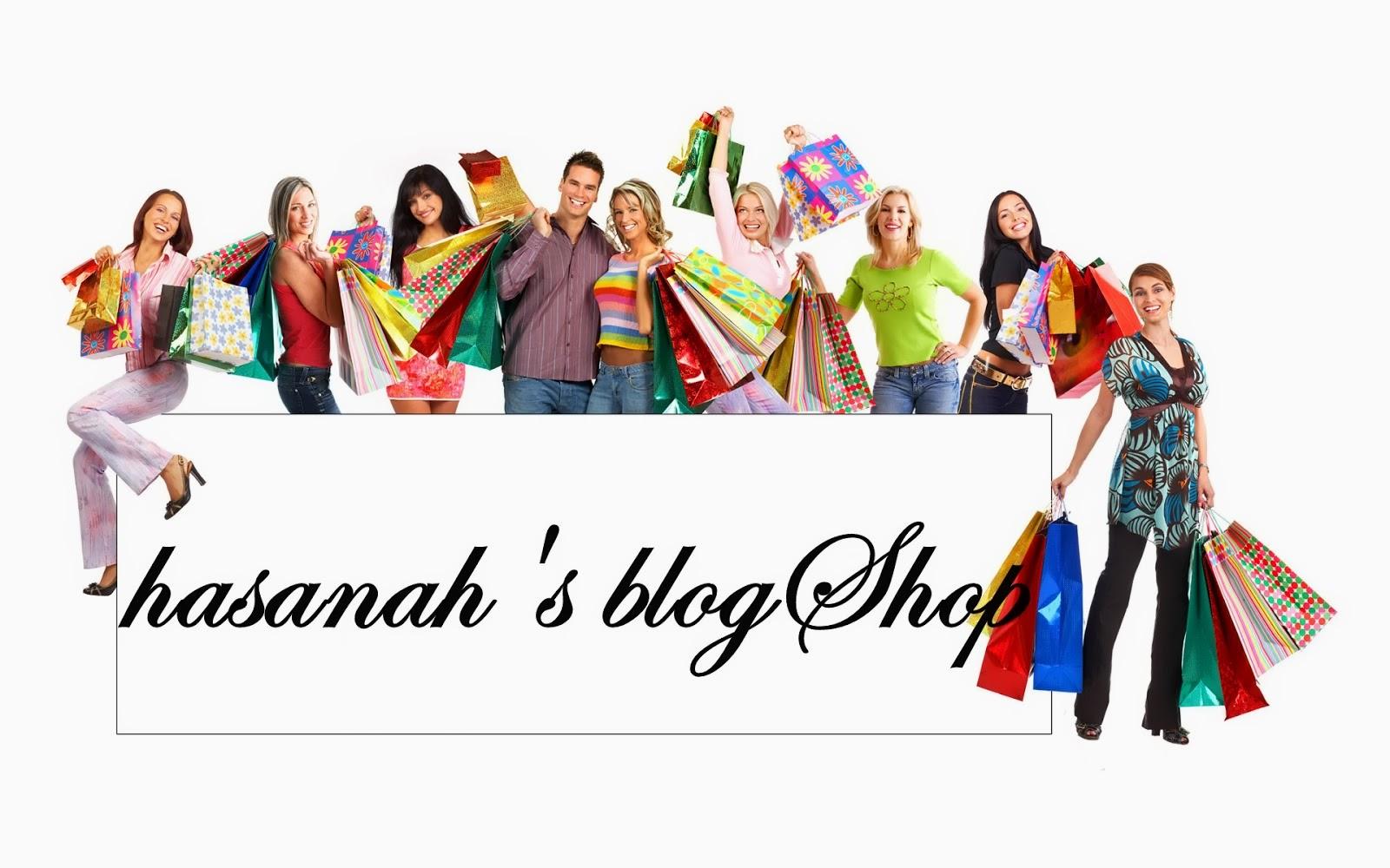 hasanah's blogShop