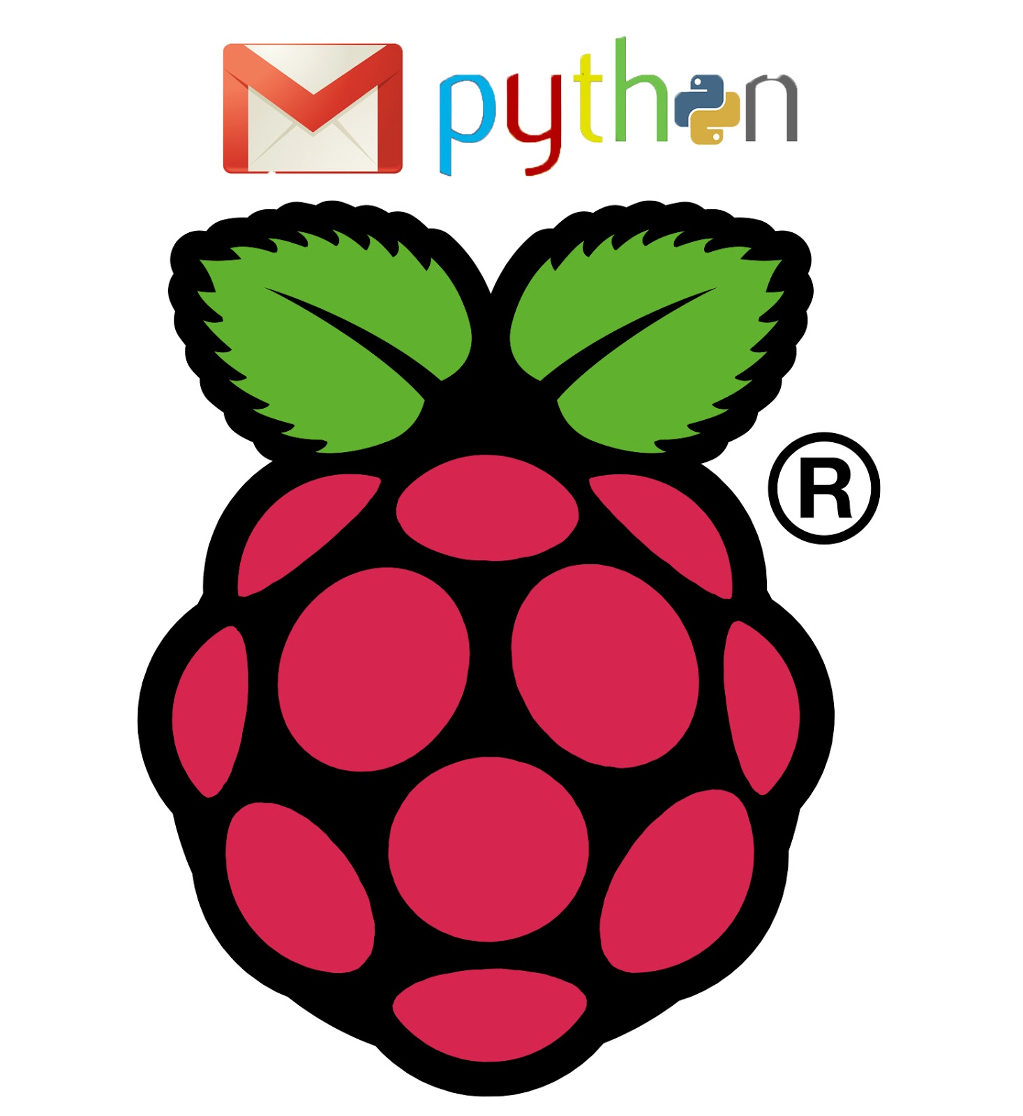 python how to make a running application