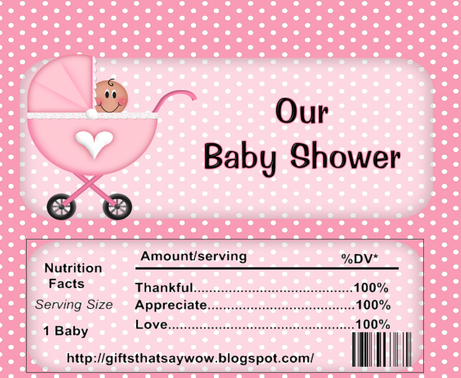 free printable baby shower invitations for girls www