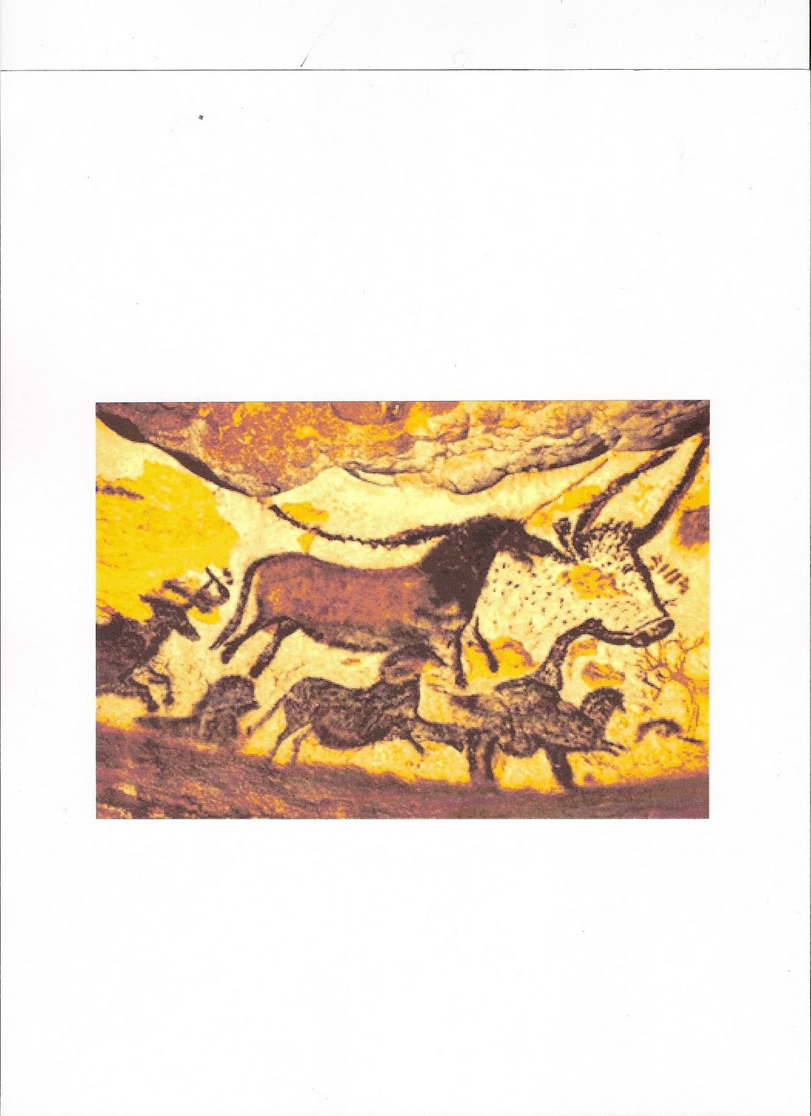 analysis of hall of bulls lascaux france A touch of france – lascaux: preserving a 20 000-year old legacy of paleolithic art and paintings of the great hall of the bulls and the axial gallery.