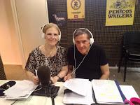 ELSA BRAGATO Y CARLOS PIERRE