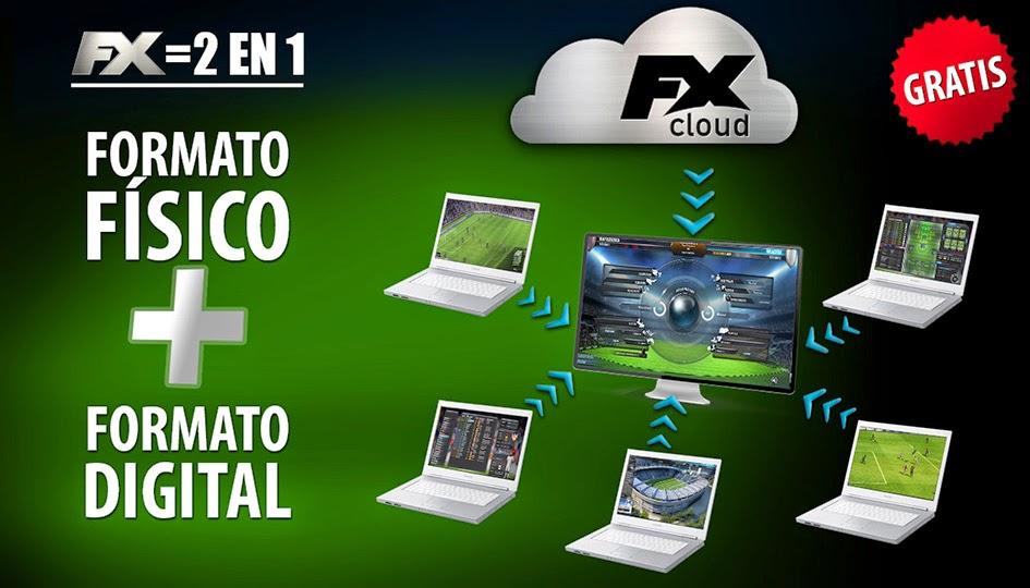 Servicio FX Cloud
