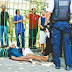 Tentativa de linchamento - Irmãos gêmeos espancados após assaltar estudante