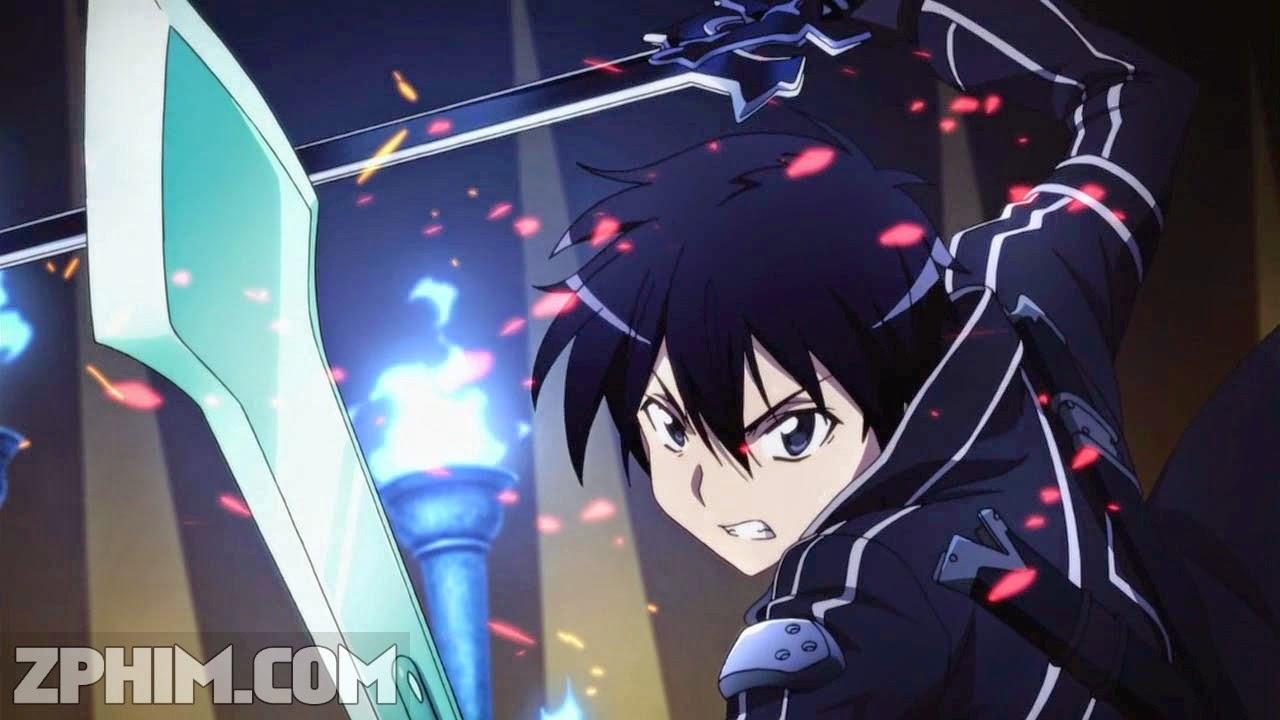 Ảnh trong phim Đao Kiếm Thần Vực - Sword Art Online 3