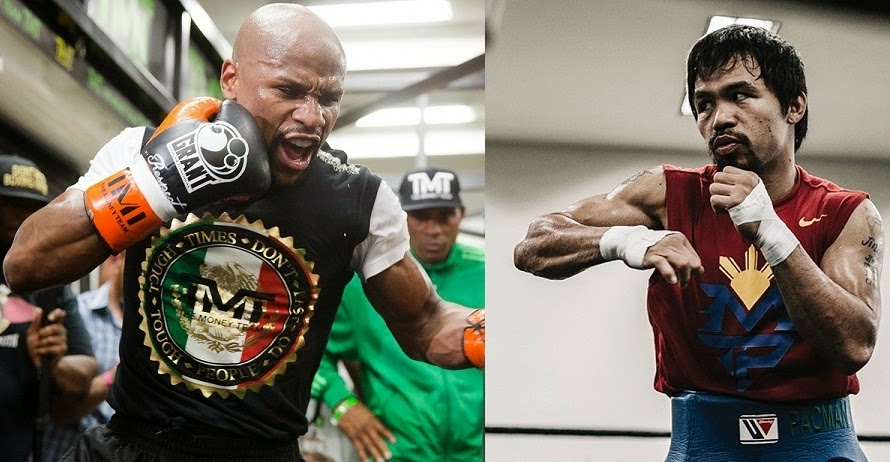 Mayweather vs Pacquiao Live Streaming Info and Details