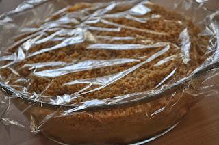 æblekage til kaffebordet