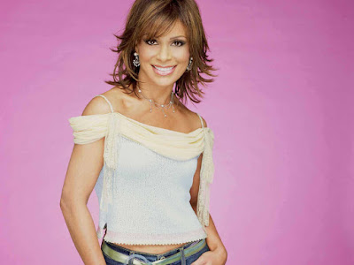 Paula Abdul Cute Wallpaper
