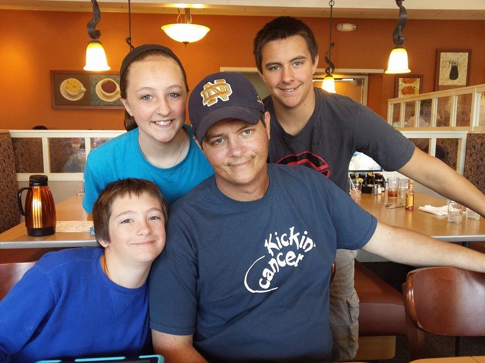 Jason and his kids