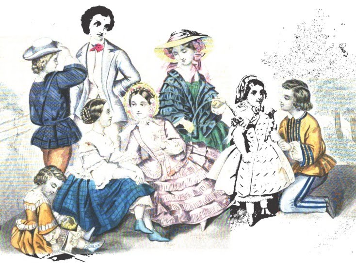 victorian era fashion essay
