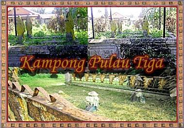 Makam Sultan Perak.