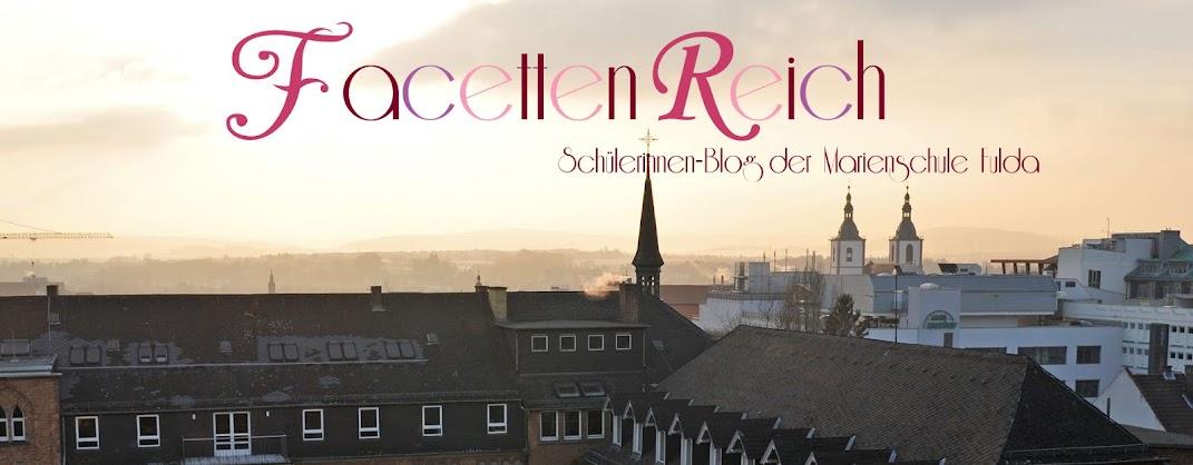 Willkommen auf dem Schülerinnen-Blog der Marienschule Fulda. :)