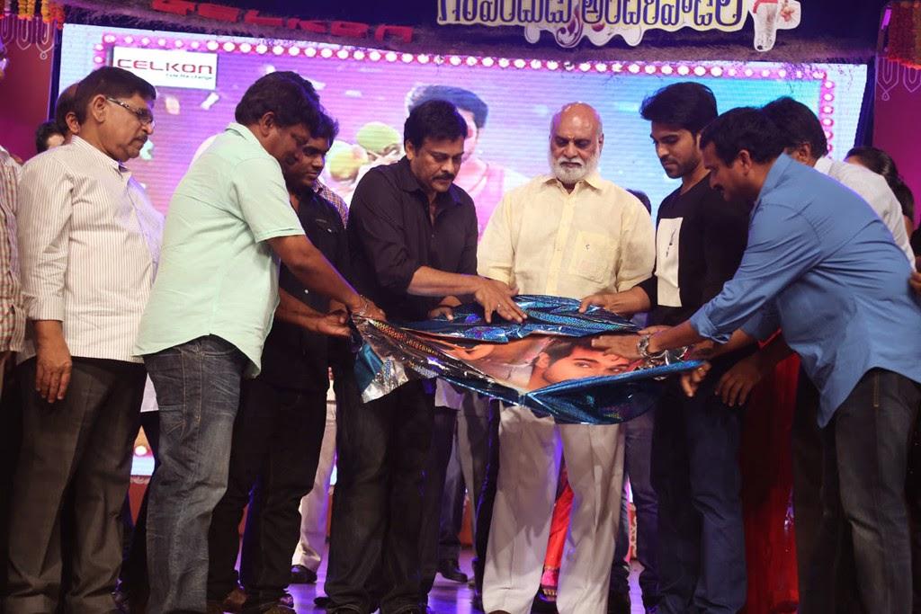 Govindudu Andarivadele Audio Release photos-HQ-Photo-13
