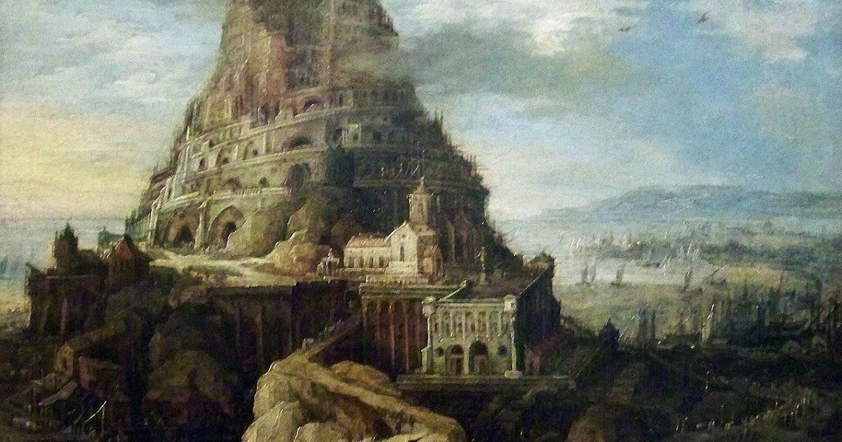 Hebreu Negro: Tudo começou na Babilônia