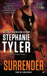 Winner: Surrender by Stephanie Tyler