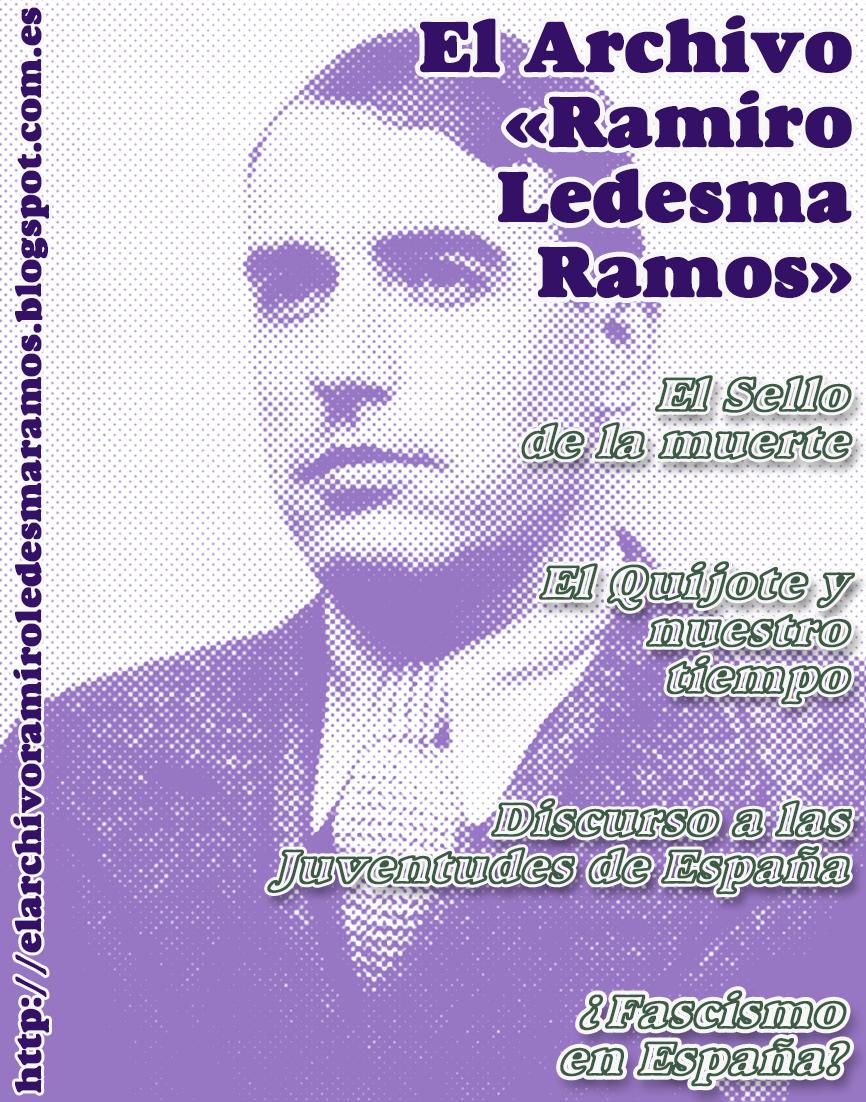 TEXTOS DE RAMIRO LEDESMA