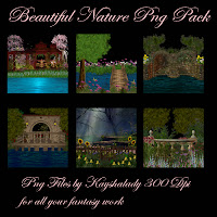 Beautiful Nature PNG Collection
