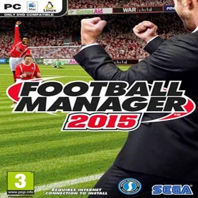 تحميل لعبة مدرب كرة القدم Football Manager 2015 للكمبيوتر