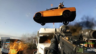 Battlefield Hardline (Game) - 'Hotwire' Multiplayer Gameplay Trailer - Song / Music