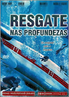 Download - Resgate Nas Profundezas DVDRip - AVI - Dublado