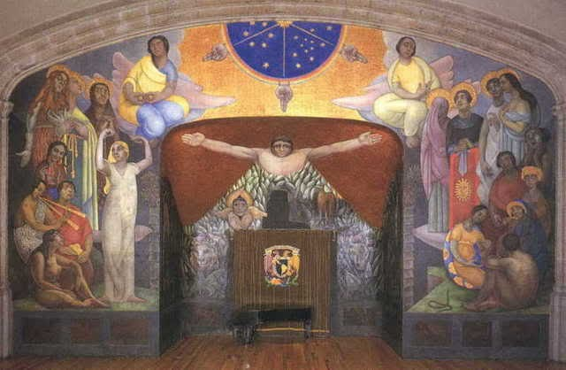 Art artists diego rivera part 1 for Diego rivera mural paintings