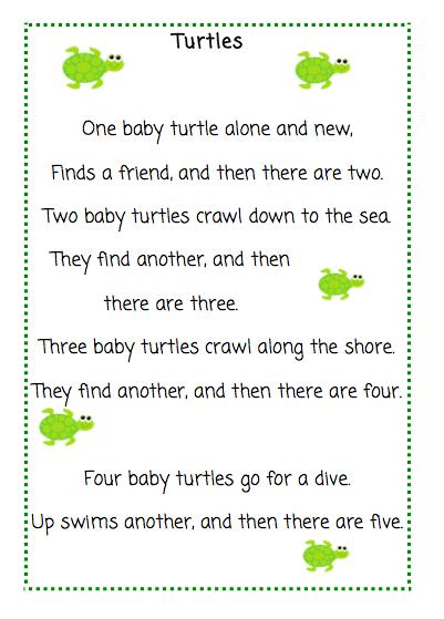kindergarten teacher poem | just b.CAUSE