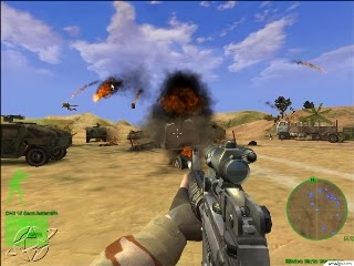 Download Delta Force Black Hawk Down PC RIP Version