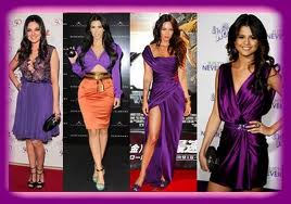 Celebrities Dress Designing