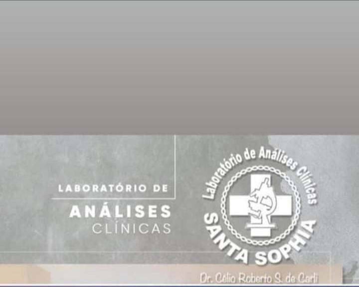 LABORATÓRIO SANTA SHOPIA