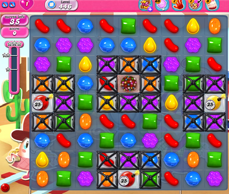 Candy Crush Saga 446