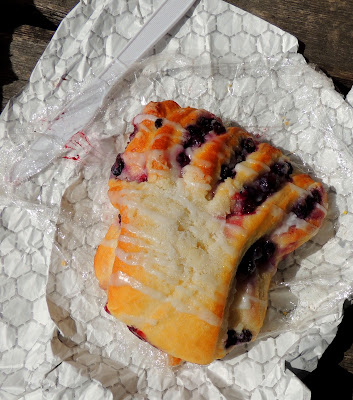 Polebridge Mercantile Bakery Bear claw