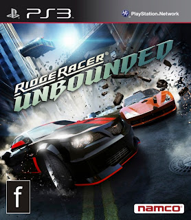 Ridge Racer Unbounded PS3 ISO