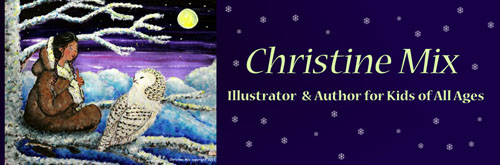 Chris Mix - Kid's Illustrator