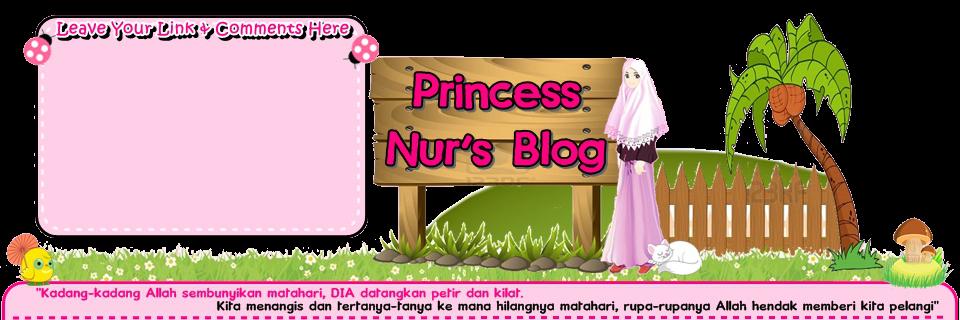 Princess Nur's Blog