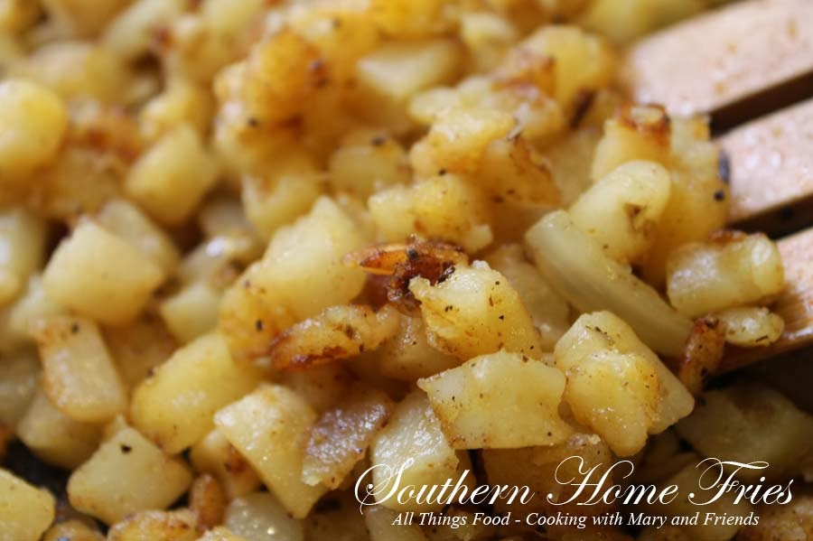 how to make southern home fries