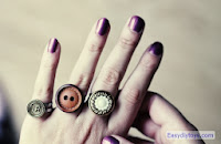 DIY Handmade rings