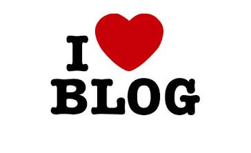 Eu amo Blog