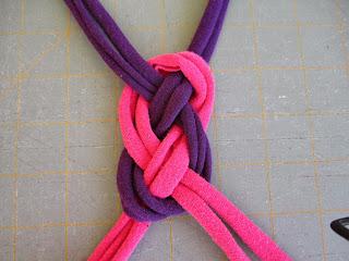 celtic knot knit