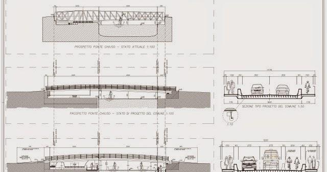 Movimento 5 stelle viareggio il nuovo ponte girante un for Lista punch per la costruzione di nuove abitazioni