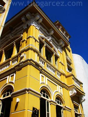 Casa de Cultura Jorge Amado, onde ele viveu na infância e adolescência, em Ilhéus - Bahia