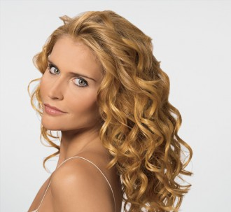 long curly hairstyle Long Layered Hairstyles For Thick Wavy Hair